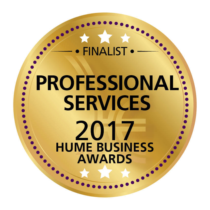 Hume Business Awards Finalist
