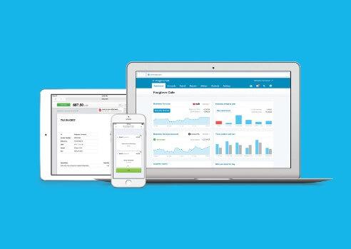 bookkeeping app